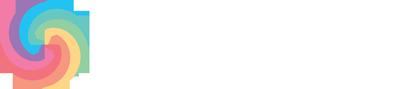 Art Media Logo White